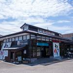 伊万里ちゃんぽん - 「伊万里ちゃんぽん 伊万里本店」さんの外観。立派なお店構えです。