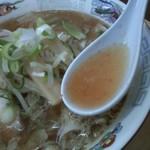 52056440 - 味の一平 特性味噌ラーメン スープ