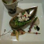 Happouembanketto - 旬の肴の取り合わせ