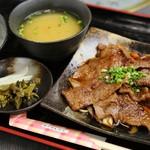 焼肉ハウス21 - 特選焼肉定食