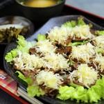 焼肉ハウス21 - 牛タン定食