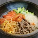 焼肉ハウス21 - 冷麺