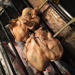 駿 - 牡蠣幽庵焼き【牡蠣を自家製の幽庵ダレに漬け込み焼き上ます。※冬期限定】