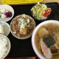 共栄ラーメン (佐野/ラーメン)