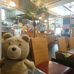 Hawaiian diner HONU - 店内