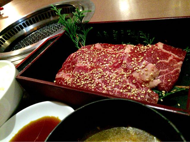 肉家焼肉ゑびす本廛