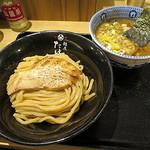 52067359 - 濃厚豚骨魚介つけ麺 (小)220g