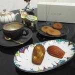 リベルターブル - 焼き菓子