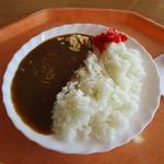 オリーブ - 料理写真:カレーライス 600円
