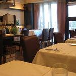 IL BRACINO - テーブル席