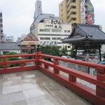 宮田楼 - 大須観音からアーケード街を入ってすぐ。