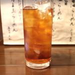 おりじん - ウーロン茶 (300円) '15 12月下旬