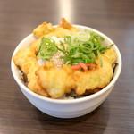 鶏そば - 天玉ごはん (350円) '16 4月中旬