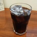 オカダ カフェ ストア - アイスコーヒー