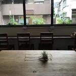 ホサナカフェ - 店内