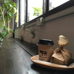 ホサナカフェ - コーヒー、マフィン
