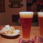 クラフトビールタップ - パイクIPA