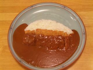 マルパソ - とんかつカレー(20倍)
