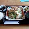 島夢人 - 料理写真:ゴーヤちゃんぷる定食