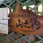 52077666 - 名店の匂いのする木看板