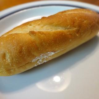 プレイン - 料理写真:バタークリームパン