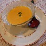 5208186 - かぼちゃの冷製スープ