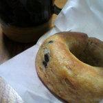 Heart Bread ANTIQUE 近鉄パッセ店 - ミニチョコリング 189円