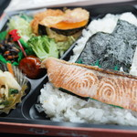 甚べい - 料理写真:海苔弁幕の内弁当