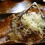 米心 - 牛フィレ肉の朴葉味噌焼 2000円