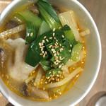 スープ餃子専門店 Dumpling 目黒店 -