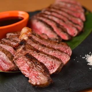 【熟成肉】旨味を引き出した完熟肉のステーキ