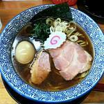 52082204 - 【醤油そば + 半熟味付煮玉子】¥730 + ¥100