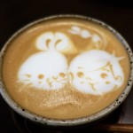 うさぎとぼく - ドリンク写真:ぼくのミルクコーヒー