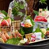 Isoichi - 料理写真:名物 磯盛り 7~8種