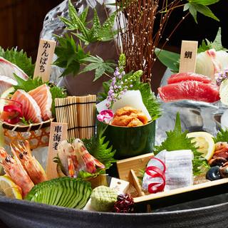 紀州・串本の漁師さん直送の新鮮魚介を堪能!