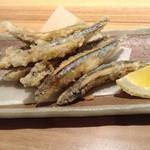 和菜 やなぎ  ふぐ はも - きびなごの唐揚げ
