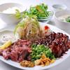 ■広島垰下牛中落ちカルビステーキセット(200g)