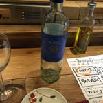 めっけもん - 海鮮に合うとお勧めされた白ワイン