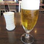 52086555 - ランチビール