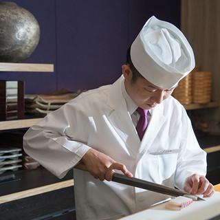 寿司と和食のスペシャリスト