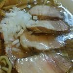 52087311 - ミックス肉麺のチャーシュー