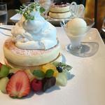 52087354 - プリンセスのパンケーキ