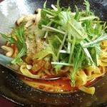52088708 - 濃厚汁なし担々麺