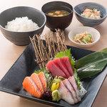北海道 - 刺身定食