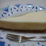 ブレリーズ - レアチーズケーキ
