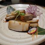 ぼちぼち - 蓮根ステーキ