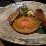 ぼちぼち - 玉ねぎすき焼き風