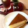 Tenukian - 料理写真:チーズケーキとアイスティーのセット