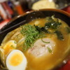 麺匠 とぐち - 料理写真:カレーラーメン + 半チャン