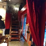 52092200 - 半個室になった円卓のボックス席。                       これが噂の「オペラの鑑賞席」
